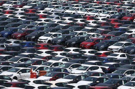 Otomobil üretimi 2020'de yüzde 13 düştü