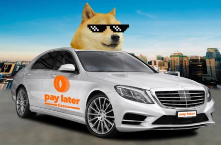 lastik ve jant perakendecisi Dogecoin, Bitcoin ve Ethereum'u ödeme olarak kabul ettigini bildirdi