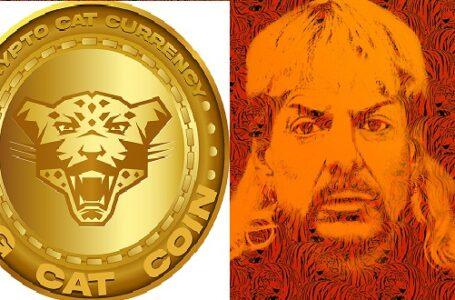 Tiger King'in yıldızı kripto para çıkarıyo,