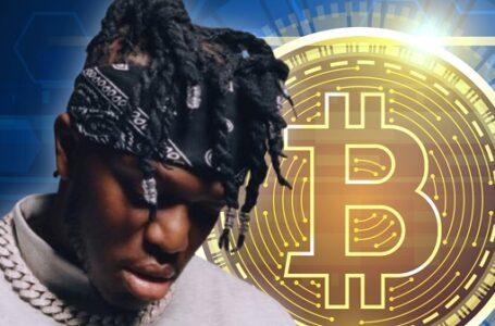 Youtube Süperstarı KSI 'JJ', Bitcoin'e Yatırım Yaparak Milyonlarca Kaybettiğini Söyledi