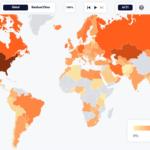 Veriler ABD, Kazakistan ve Rusya Federasyonu'nun Bitcoin Madenciliği Tünekini Yönettiğini Gösteriyor